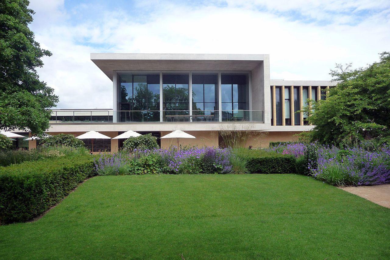 Sainsbury Laboratory Botanic Garden Cambridge
