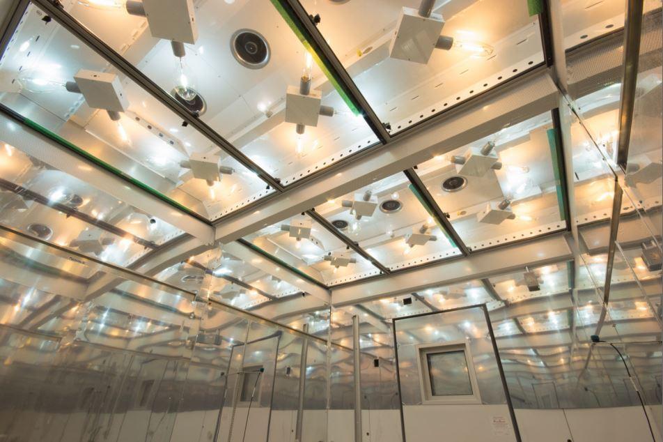 Donald Danforth Plant Growth Room