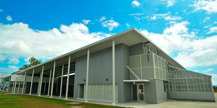 IRRI Facility